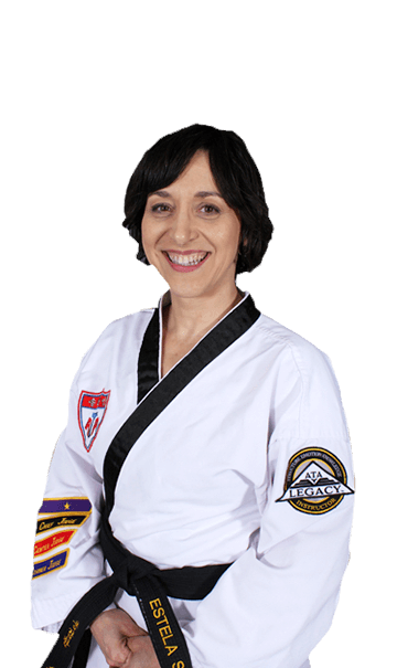 Estela Streacker Full Life Martial Arts