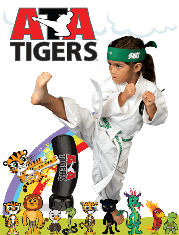 ATA Martial Arts Full Life Martial Arts - ATA Tigers